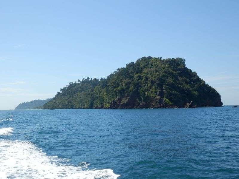 ein Rückblick auf Koh Hai ( Koh Ngai )