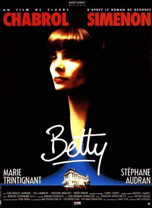 bettyib Claude Chabrol   Betty (1992)