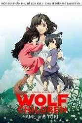 Đứa Con Của Sói: Ame Và Yuki