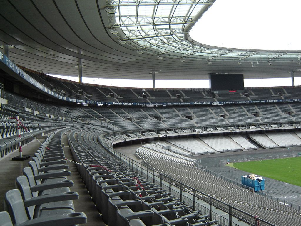 Uefa final stadiums page 10 skyscrapercity - Location loge stade de france ...