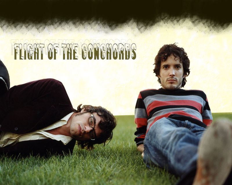 Flight of the Conchords Seasons 01-02