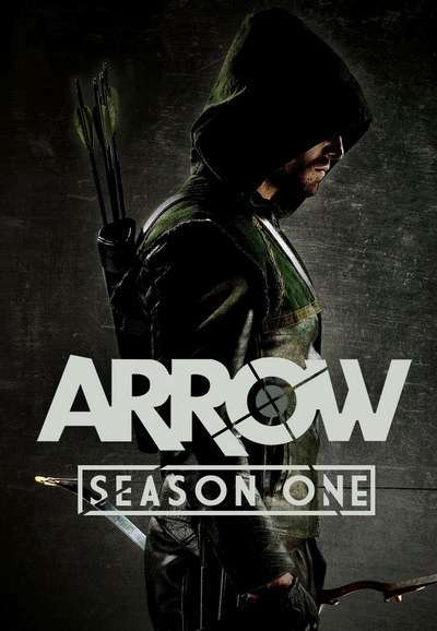 Arrow S01E19