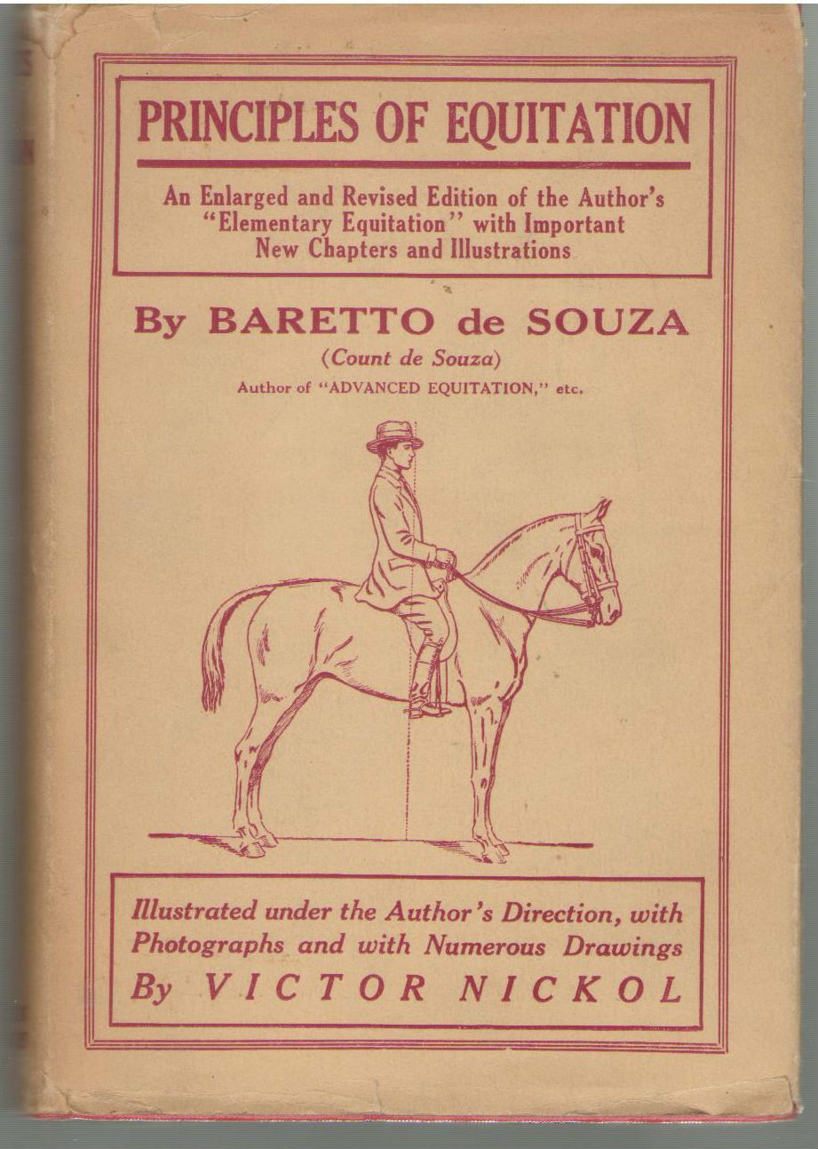 Advanced Equitation, Baretto De Souza, Joseph Michael Thomas, Count