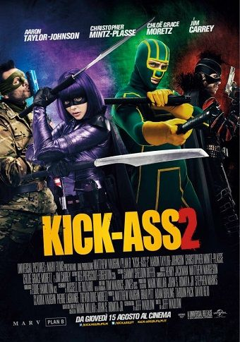 Kick-Ass 2 (2013) DVD9 Copia 1:1 - ITA/MULTI