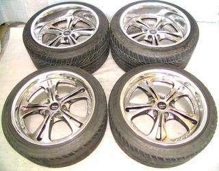 WEDS Kranze CerberusII 18x10J/19x11J 5x114 Rims Alloy Wheels NSX