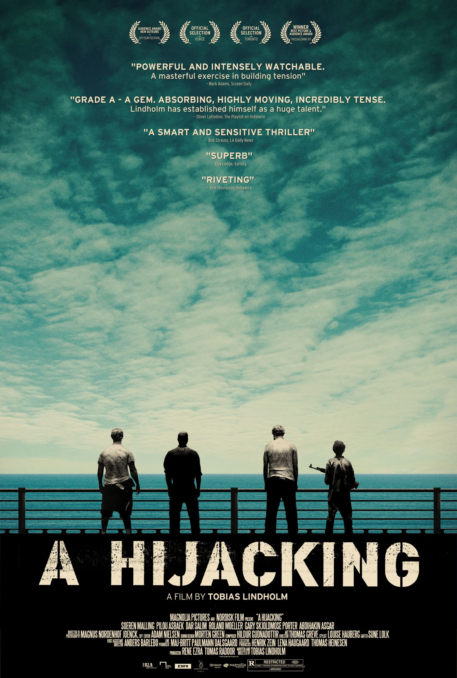 A Hijacking - 2012 BDRip x264 - Türkçe Altyazılı Tek Link indir